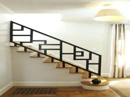 Staircase Handrail Design Railings Design For Stairs Contemporary Stair Interior Modern