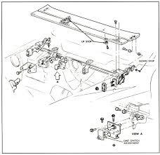 1968 corvette service bulletin windshield wiper system
