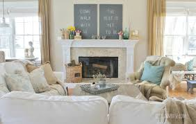 Spring Decorating Ideas Pinterest by Seasons Of Home Easy Decorating Ideas For Spring City Farmhouse