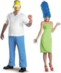 Marge Simpson Halloween Costume Couples Costume Ideas Halloween Collection Ebay