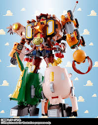 toy story u0027s woody pals join form u201csuper mecha toy story