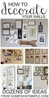 wall decor ideas pinterest bombadeagua me