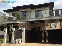 2 stories house brandnew contemporary 2 story house for sale in bf homes http