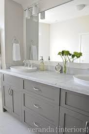 Master Bathroom Cabinet Ideas Best Gray Master Bath Vanity Design Ideas With Regard To Dark Gray