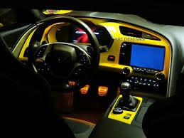 2014 corvette stingray interior color painted c7 corvette dash surround panel pfyc