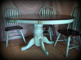 Yellow Kitchen Table And Chairs - kitchen best paint to paint furniture painted dining table