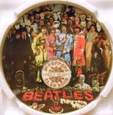 25th anniversary plate the beatles sgt pepper 25th anniversary plate certificate of