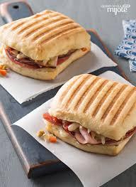 plat cuisiné sans sel panini tout italien recette appetite recettes sans