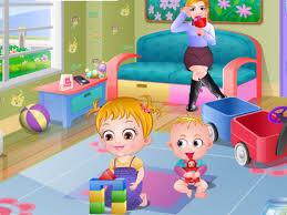 Baby Hazel Room Games - baby hazel sibling trouble fun baby games com