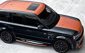 land rover kahn eruption project kahn crafts range rover sport vesuvius