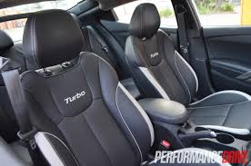 hyundai veloster turbo 2015 review 2012 hyundai veloster sr turbo front seats