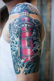 96 best lighthouse tattoo images on pinterest lighthouse tattoos