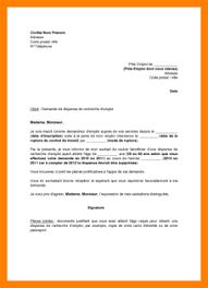 dispense pdf 7 lettre demande demploi pdf laredoroses
