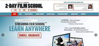 how to earn my bachelor degree in screenwriting online