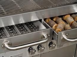 charcoal vs gas outdoor grills hgtv
