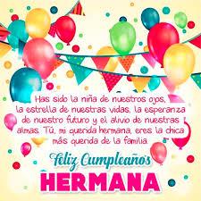 imagenes para cumpleaños de mi hermana frases e imagenes para felicitar un cumpleaños de mi hermana