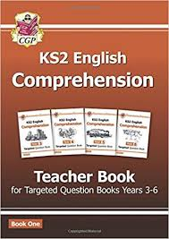 new ks2 english targeted comprehension teacher book 1 years 3 6