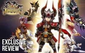 best mmorpg for android seven knights ios android free mmorpg
