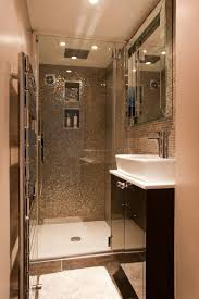 Galley Bathroom Ideas by Interior Design 21 Small Bathroom Designs With Shower Only