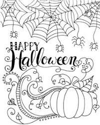 coloring pages cute halloween coloring pictures pages 2017