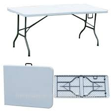 6 foot foldable table outdoor plastic bbq folding table outdoor plastic bbq folding table