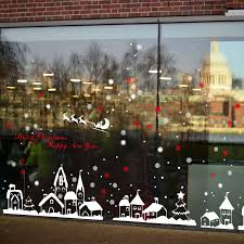 Wholesale Christmas Home Decor Online Buy Wholesale Christmas Window Decorations From China