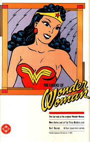 legend woman volume comic vine