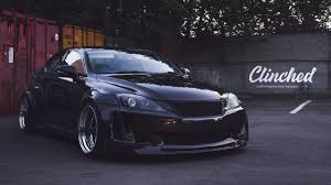 widebody lexus is250 widebody lexus is250 turbo clinched flares youtube
