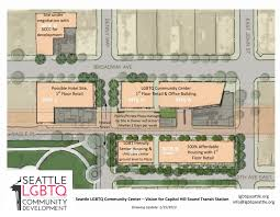 Community Center Floor Plans by Seattle Business Leader Wants To Build An Lgbtq Co Working