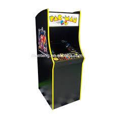 pac man u0027s arcade party upright video game machine buy upright