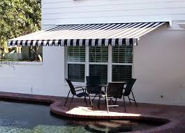 Nulmage Awnings Retractable Awnings U0026 Solar Screens Awning Cleaning Tampa Bay Area