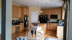 paint color for kitchen before selling