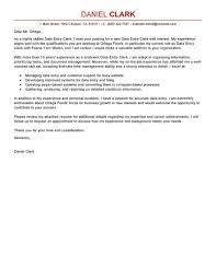 data entry description for resume gallery of leading professional data entry clerk cover letter