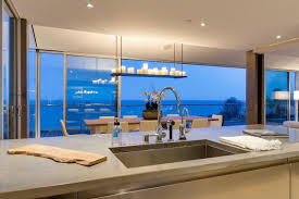 Beach House Kitchens by Modern Malibu Beach House Rooms With A View