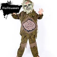 Zombie Boy Halloween Costume Scary Halloween Promotion Shop Promotional Scary