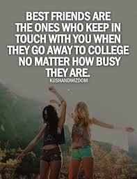 friends quotes about college quotesgram friends