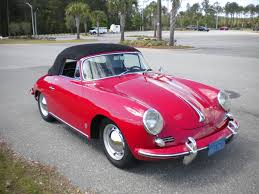 pink porsche convertible 1963 porsche 356 b cabriolet a very special one owner california