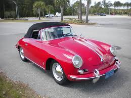 pink porsche convertible 1963 porsche 356 b cabriolet a very special one owner california