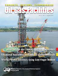ogf article first polymer injection in deep offshore field