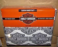Harley Davidson Comforter Set Queen Harley Davidson Bedding Ebay