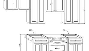 Kitchen Cabinet Height Standard Top Kitchen Cabinet Sizes Chart On Standard Kitchen Base Cabinet