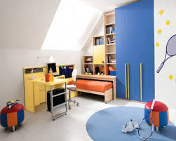 bedroom contemporary interior design for boys kids bedroom