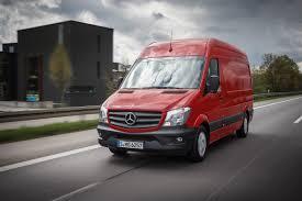 mercedes commercial mercedes benz announces electrification of all commercial vans