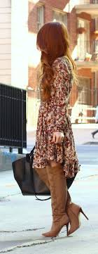 dresses with boots https i pinimg 736x d4 2a 07 d42a07d81bdfc21