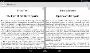 text reader for android applications dual epub reader android enthusiasts stack exchange