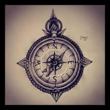 174 best compass images on pinterest tatoos compass tattoo