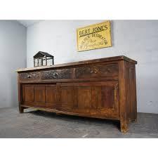 19th century pine shop counter kitchen island pedlars