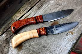 Hand Forged Kitchen Knives Hand Made Sheath Knives Hand Forged One Of A Kind By Iron John
