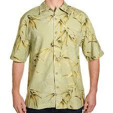 jamaica jaxx mens silk hawaiian aloha shirt walmart com
