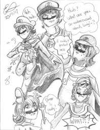 super mario bros favourites by kt jadeblaze on deviantart